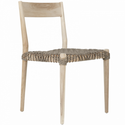 Sungkay wood chair